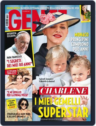 Gente December 6th, 2016 Digital Back Issue Cover