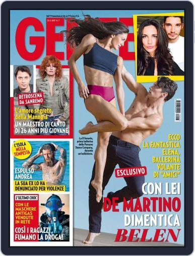 Gente February 21st, 2017 Digital Back Issue Cover