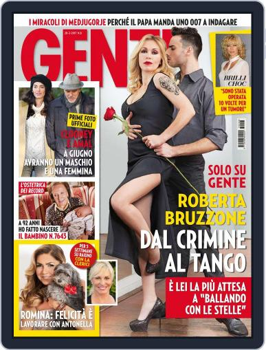 Gente (Digital) February 28th, 2017 Issue Cover