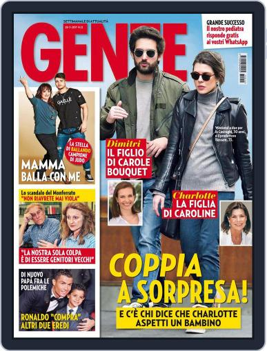 Gente (Digital) March 28th, 2017 Issue Cover