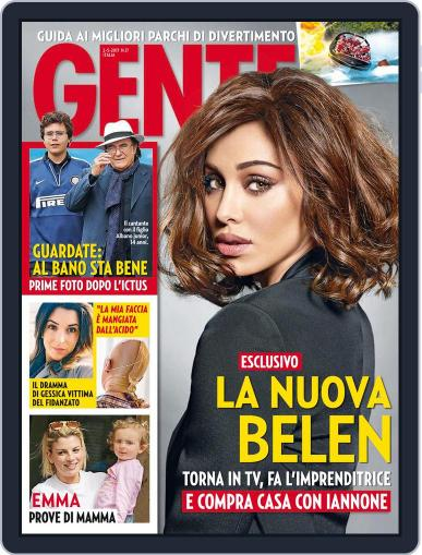 Gente May 2nd, 2017 Digital Back Issue Cover