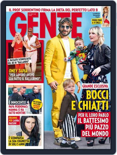 Gente May 9th, 2017 Digital Back Issue Cover