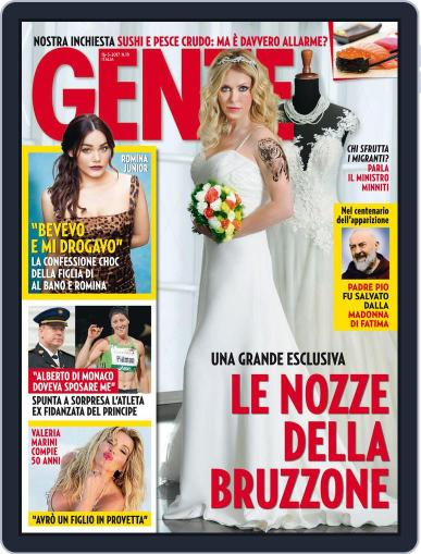 Gente (Digital) May 16th, 2017 Issue Cover