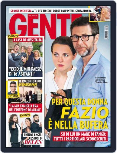 Gente September 26th, 2017 Digital Back Issue Cover