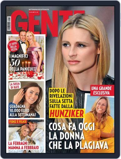 Gente November 14th, 2017 Digital Back Issue Cover