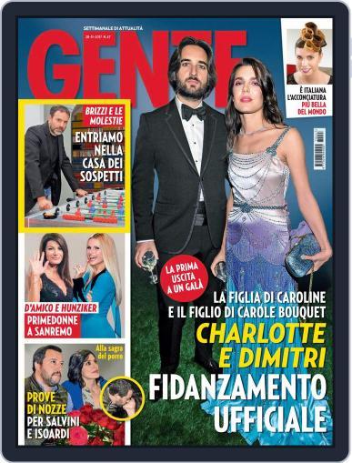 Gente November 28th, 2017 Digital Back Issue Cover