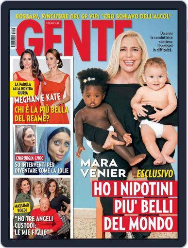 Gente December 19th, 2017 Digital Back Issue Cover