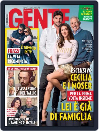 Gente (Digital) December 26th, 2017 Issue Cover