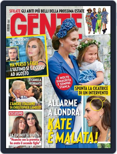 Gente (Digital) October 6th, 2018 Issue Cover