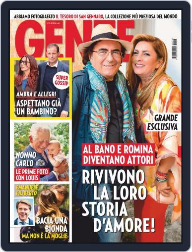 Gente December 1st, 2018 Digital Back Issue Cover