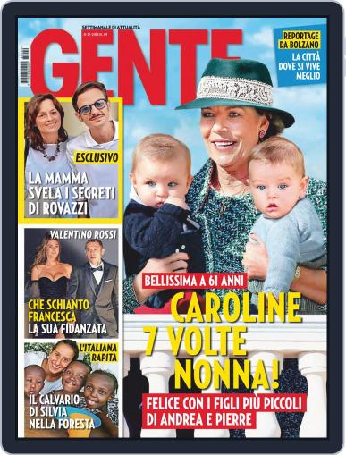 Gente (Digital) December 8th, 2018 Issue Cover