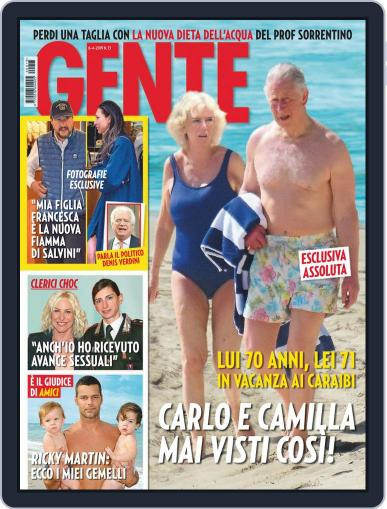 Gente (Digital) April 6th, 2019 Issue Cover