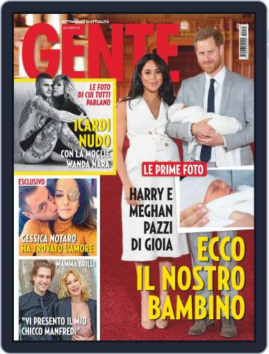Gente (Digital) May 18th, 2019 Issue Cover