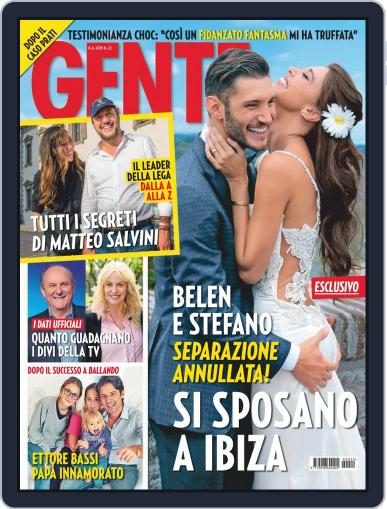 Gente (Digital) June 8th, 2019 Issue Cover