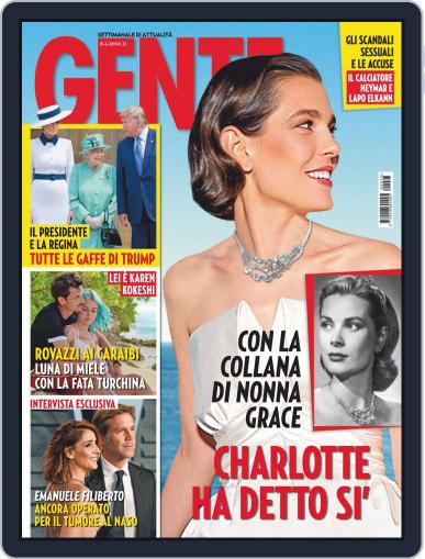 Gente (Digital) June 15th, 2019 Issue Cover