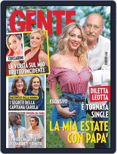 Gente July 13th, 2019 Digital Back Issue Cover