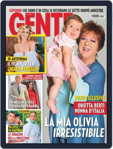 Gente September 21st, 2019 Digital Back Issue Cover