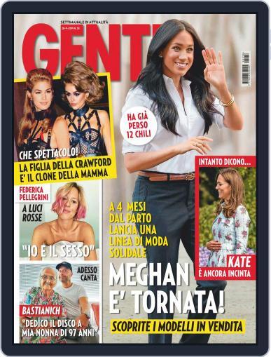 Gente September 28th, 2019 Digital Back Issue Cover