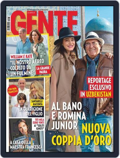 Gente November 2nd, 2019 Digital Back Issue Cover