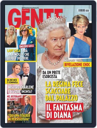 Gente (Digital) November 16th, 2019 Issue Cover