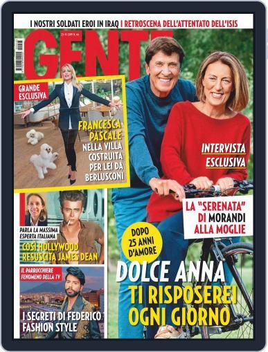 Gente (Digital) November 23rd, 2019 Issue Cover
