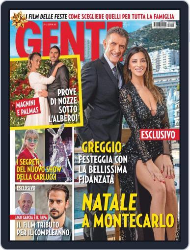 Gente December 21st, 2019 Digital Back Issue Cover