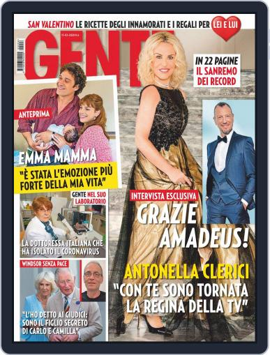 Gente (Digital) February 15th, 2020 Issue Cover