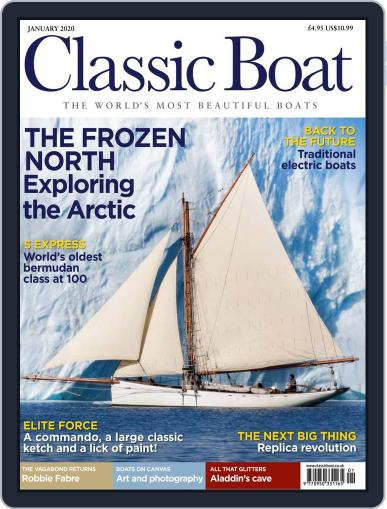 Classic Boat January 1st, 2020 Digital Back Issue Cover