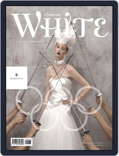 White Sposa September 17th, 2012 Digital Back Issue Cover