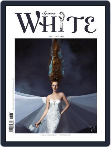 White Sposa (Digital) September 16th, 2014 Issue Cover