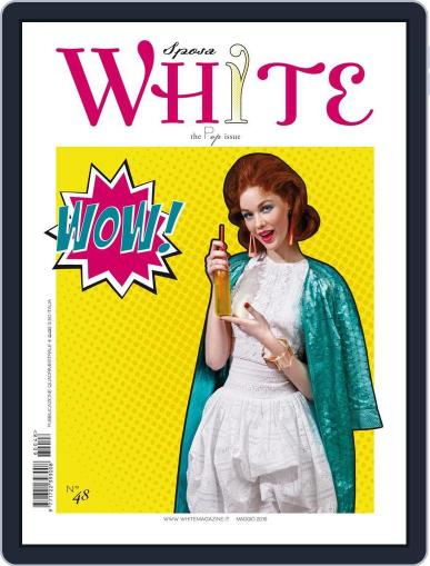 White Sposa April 19th, 2016 Digital Back Issue Cover