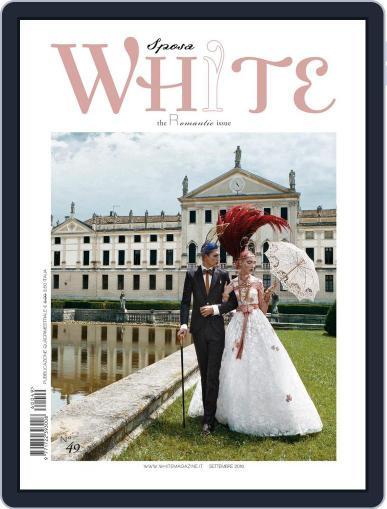 White Sposa September 1st, 2016 Digital Back Issue Cover