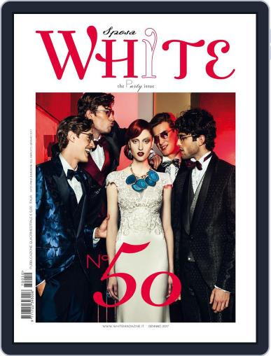 White Sposa January 1st, 2017 Digital Back Issue Cover