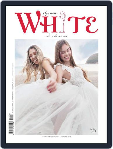 White Sposa (Digital) January 1st, 2018 Issue Cover