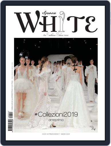 White Sposa (Digital) May 1st, 2018 Issue Cover