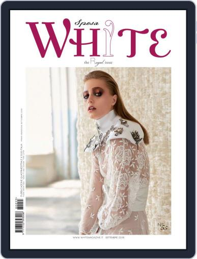 White Sposa September 1st, 2018 Digital Back Issue Cover