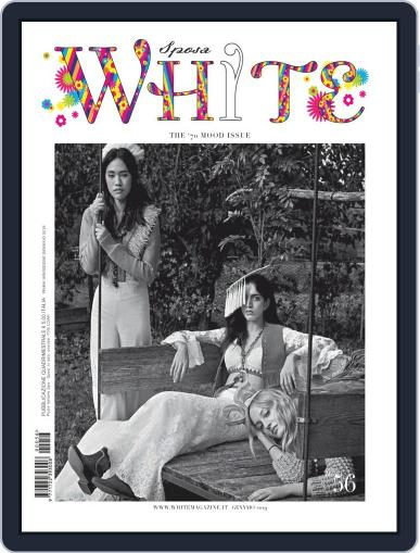 White Sposa January 1st, 2019 Digital Back Issue Cover