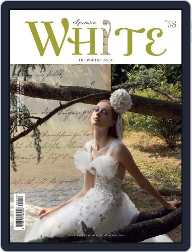 White Sposa September 1st, 2019 Digital Back Issue Cover