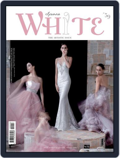 White Sposa (Digital) January 1st, 2020 Issue Cover