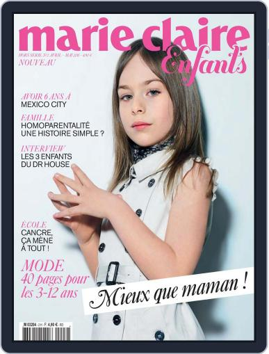 Marie Claire Enfants (Digital) March 11th, 2011 Issue Cover