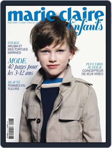 Marie Claire Enfants (Digital) February 28th, 2013 Issue Cover