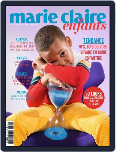 Marie Claire Enfants (Digital) September 1st, 2017 Issue Cover