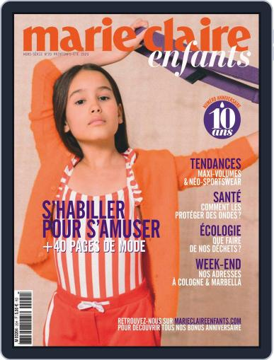 Marie Claire Enfants (Digital) March 1st, 2020 Issue Cover