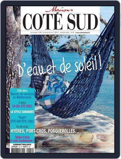 Côté Sud June 8th, 2011 Digital Back Issue Cover