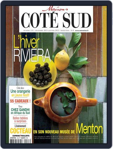 Côté Sud (Digital) December 7th, 2011 Issue Cover
