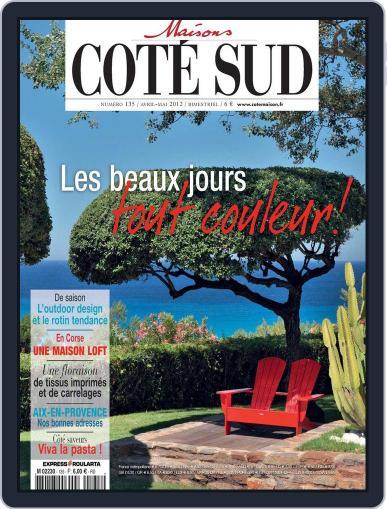 Côté Sud April 12th, 2012 Digital Back Issue Cover