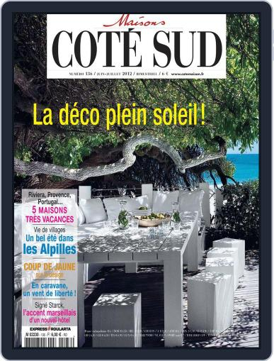 Côté Sud (Digital) June 15th, 2012 Issue Cover