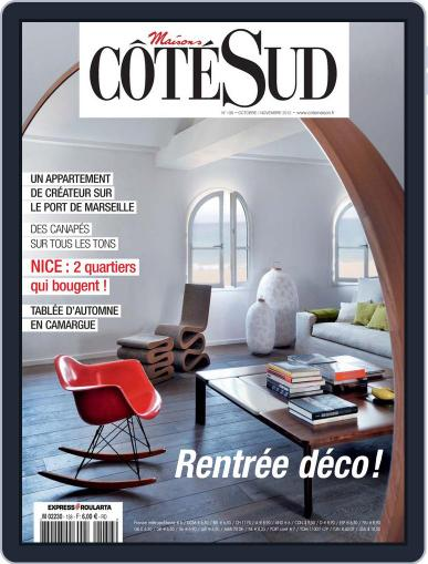 Côté Sud October 4th, 2012 Digital Back Issue Cover