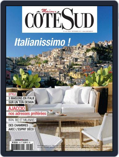 Côté Sud August 8th, 2013 Digital Back Issue Cover