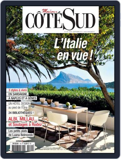 Côté Sud (Digital) August 8th, 2014 Issue Cover